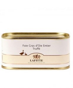 Comprar Foie Gras de Oca Lafitte Entero Lata 130 grs