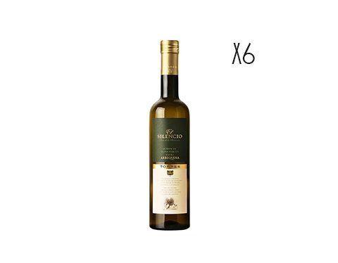 Extra virgin olive oil El Silencio Arbequina 25 cl.