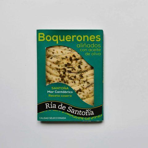 Boquerones Ría de Santoña
