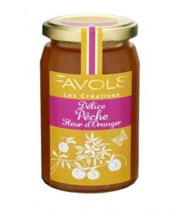 Comprar mermeladas Favols de Melocoton y flor de maranja