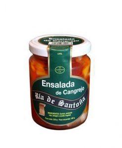 """Crab salad """"Surimi"""" Ria de Santoña"""