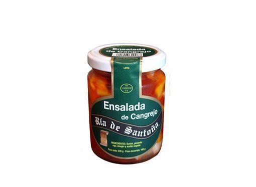 "Salade de crabe ""Surimi"" Ria de Santoña"
