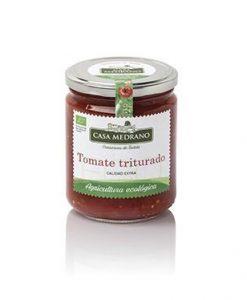 Tomate triturado ecológico Casa Medrano 1