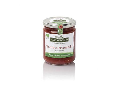 Purée de tomate biologique Casa Medrano