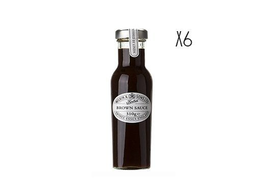 Brown Sauce Tiptree 6 tarros de 310 g.