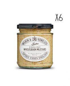 english wholegrain Tiptree 6 tarros de 185 g