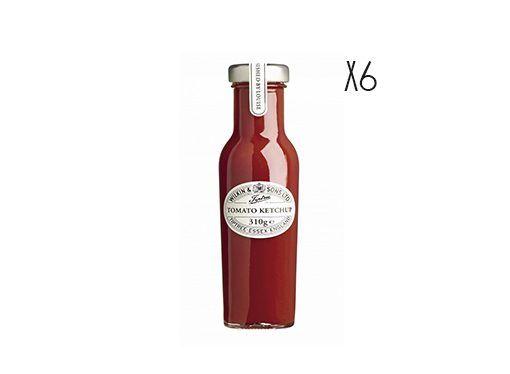 Tomato Ketchup Tiptree 6 jars of 310 g
