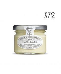 Mayonesa Tiptree 72 tarros de 30 g.