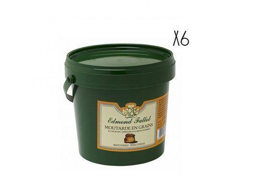 Mustard seeds Edmond Fallot 1100 g