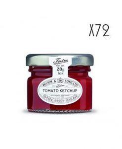 Tomate Ketchup Tiptree 72 tarros de 28 g.