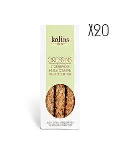 Grissini con 7 cereales Kalios