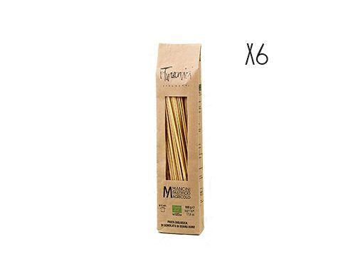Spaghetti ecológico Mancini