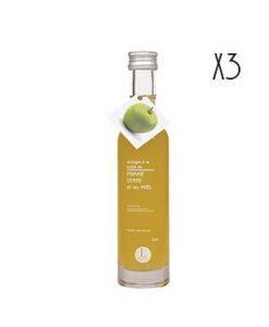 Vinagre de pulpa de manzana y miel Libeulile