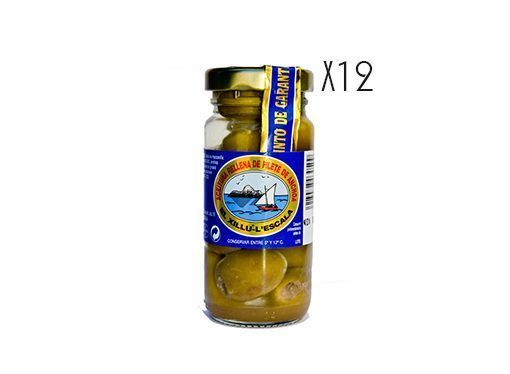 Olives stuffed with anchovy El Xillú L'Escala