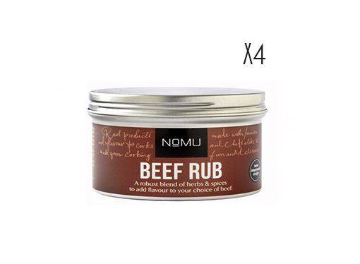 Rub Beef Carne de Res