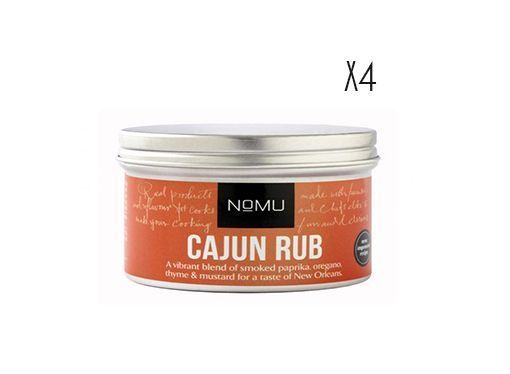 Rub Cajún New Orleans