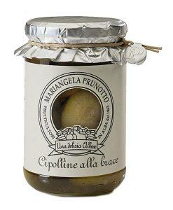 Cebollas a la brasa Mariangela Prunotto