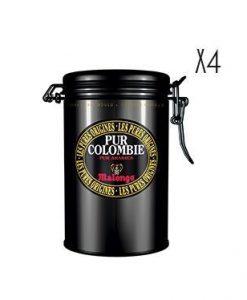 Café puro de Colombia Malongo