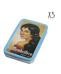 Membrillo artesano Caja metálica La Membrillera