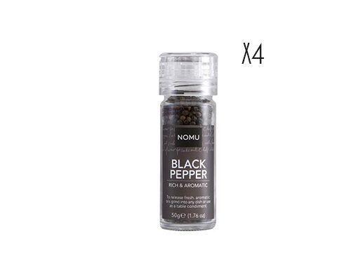 Molinillo Pimienta negra Nomu