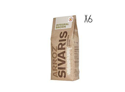 Arroz Integral Sivaris 1 kg