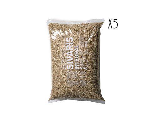 Arroz Integral Sivaris 5 kg