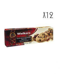 Biscuits con avena y arándanos Walkers