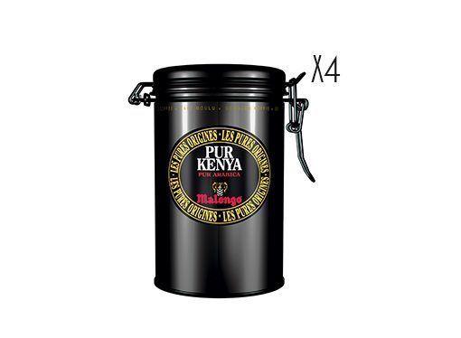 Café puro de Kenya Malongo