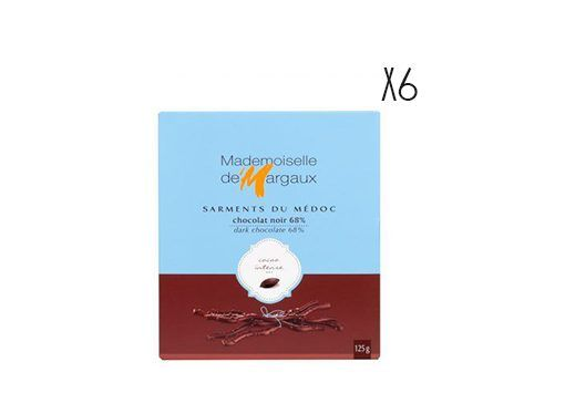 Chocolate negro 68% Sarments du Médoc