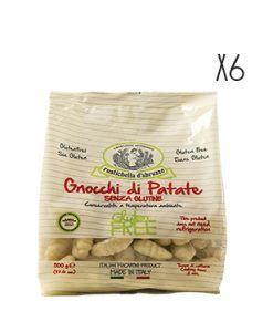 Gnocchi de patata sin gluten Rustichella d'Abruzzo