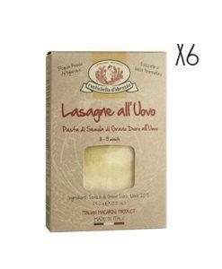 Lasagne all'Uovo Rustichella d'Abruzzo