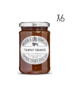 Mermelada Tawny de naranjas Tiptree