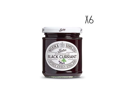 Mermelada de grosella negra con azúcar reducido Tiptree