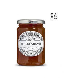 Mermeladas de naranjas Tiptree