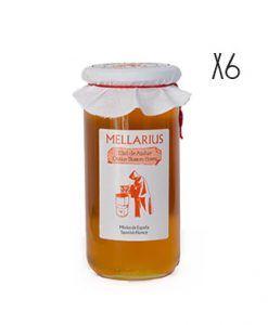 Miel de azahar Mellarius 1 kg