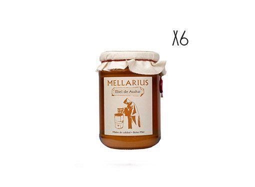 Miel de fleur d'oranger Mellarius