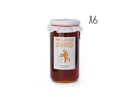 Miel de mil flores Mellarius 1 kg
