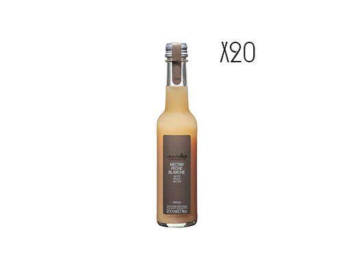 Nectar de melocotón blanco 20 cl. Alain Millat