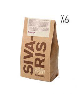Quinoa sin glúten Sivaris