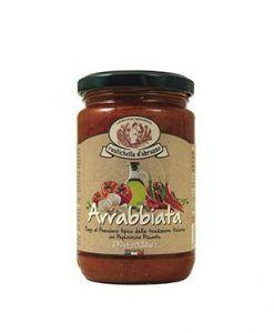 Arrabiata sauce Rustichella d'Abruzzo