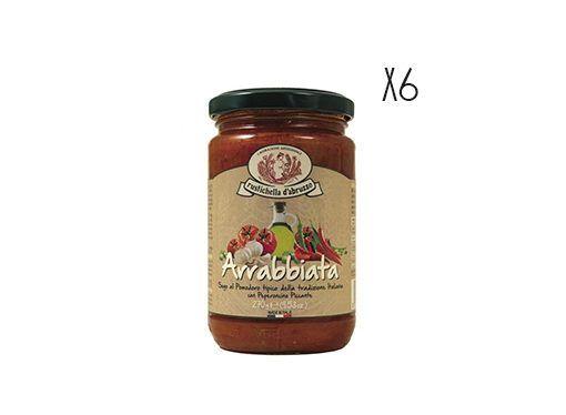 Salsa Arrabiata Rustichella d'Abruzzo