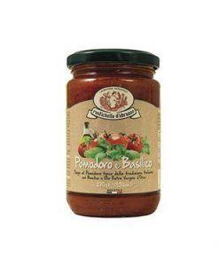 Sauce de tomate et basilic Rustichella d'Abruzzo