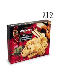 Selección de Shortbread Walkers