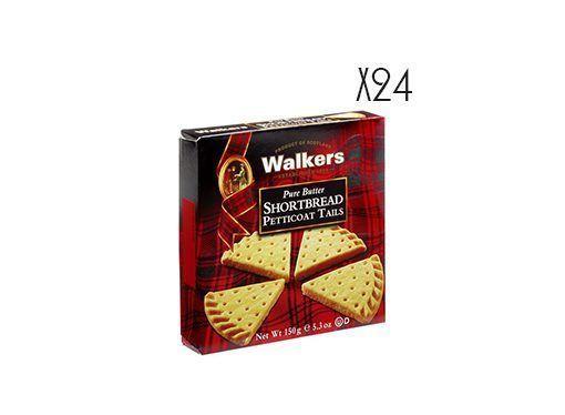 Shortbread Petticoat Tails Walkers