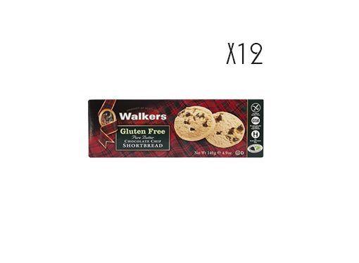 Shortbreads Rounds sans gluten Walkers