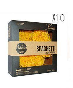 Spaghetti a la chitarra La Matassine
