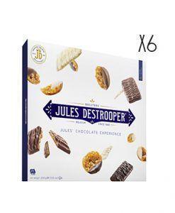 Assortiment Chocolat Expérience Jules Destrooper