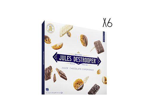 Surtido Chocolate Experience Jules Destrooper