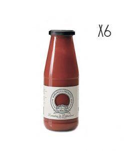 Tomate natural triturado ecológico Mariangela Prunotto