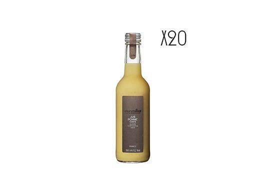 Zumo de manzana Cox's 20 cl. Alain Milliat